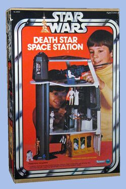 Death Star Space Station (38050)