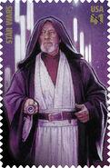Stamp Obi-Wan