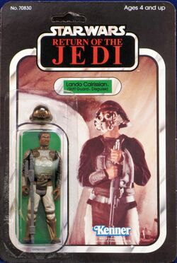 Lando Calrissian (Skiff Guard Disguise) (70830)