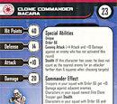 Clone Commander Bacara