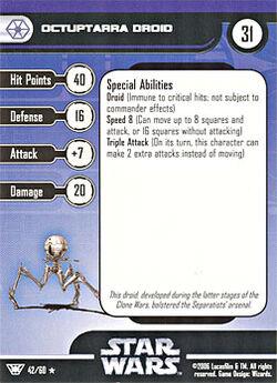 42 CF Card Octuptarra Droid