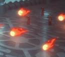 Boules de feu
