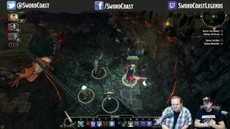 Sword Coast Legends- Twitch Thursday - Pact of the Blade! Warlock Melee Build