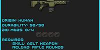 Heavymag Assault Rifle