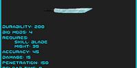 Adamantium Sword