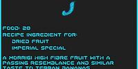 Bh'azhnazh Fruit