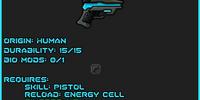 Smart Laser Pistol