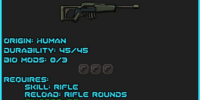 Cleaver Auto Rifle