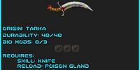 Ishak Blade