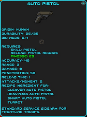 IGI Auto Pistol