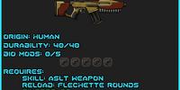 Heavymag Gauss Rifle