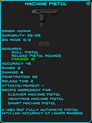 IGI Machine Pistol