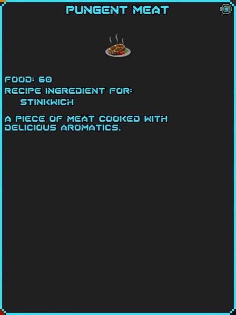IGI Pungent Meat