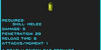 Toxic Grenade