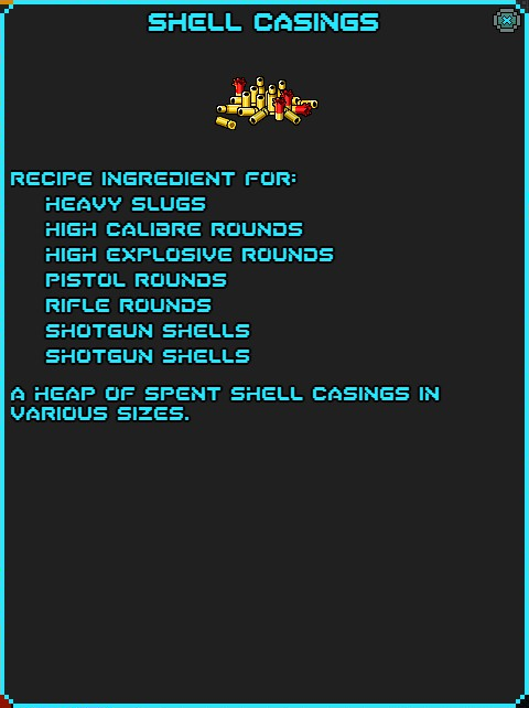 IGI Shell Casings