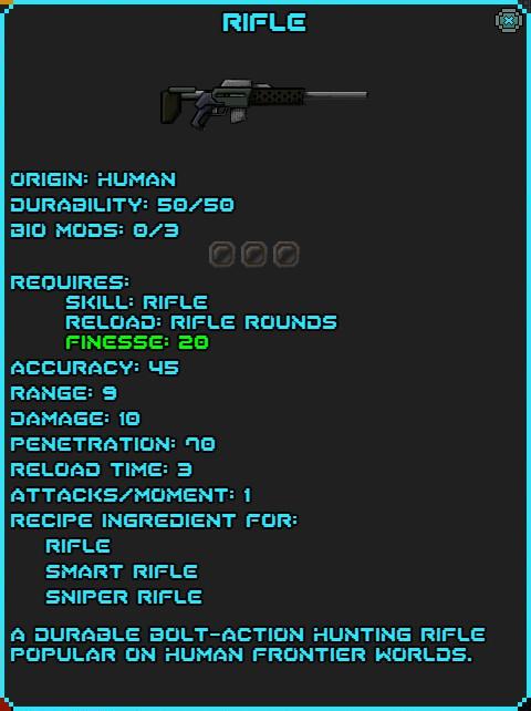 IGI Rifle