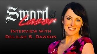 Hangout with Delilah S. Dawson!
