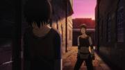 Kirito and Klein part ways