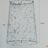 Floor 55 -West Mountains cave -Design Works Artbook