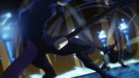 Kirito using Dual Blades BD