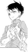 Kirito's beta test avatar (Aincrad manga)