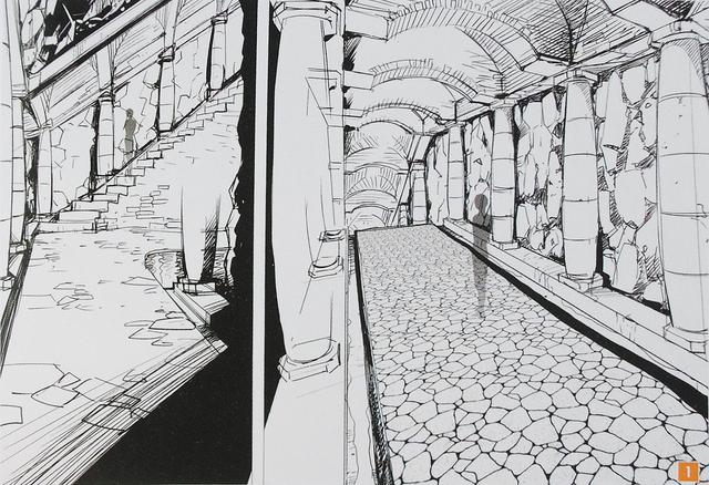 File:Floor 01-Hidden Dungeon 02- Design Works art book .png