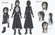 2nd Season Animation Kirito