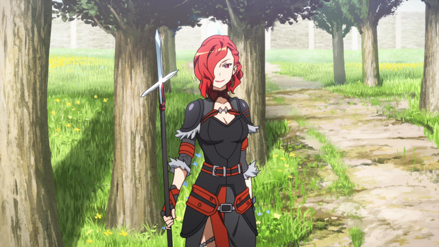 File:S01EP04 Rosalia and her weapon Front view.png