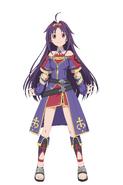Yuuki Hollow Realization Character Design