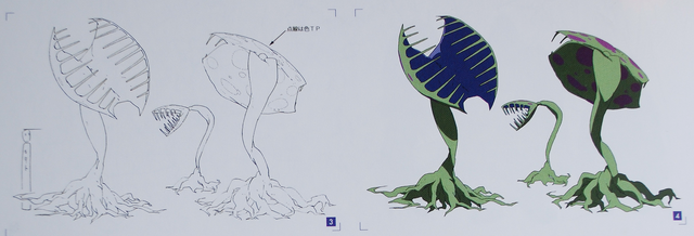 File:Design Works Monsters Giant Venus Fly Trap.png