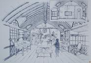 Floor 48 Lindarth Lisbeths smith shop interior Design Works art book