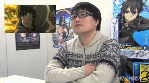 Reki Kawahara Exclusive Interview Part 2