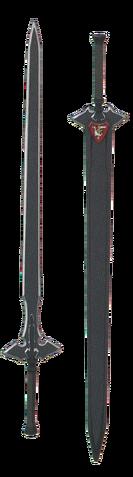 File:Kirito's ALO long sword art (cleaned).png