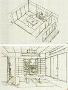Design Works Kirigaya Residence the rest room