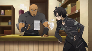 Agil Kirito trading
