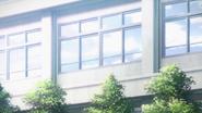 SAO school cafeteria exterior