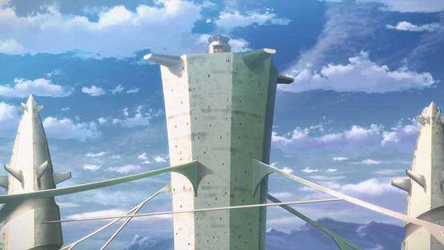 File:Tower of Wind up-close at daytime.png