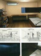 Design Works Kirigaya Residence Kiritos room