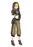 Argo Hollow Realization in-game avatar