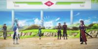 Sword Art Online II Episode 19