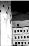 Lord's manor and Tower of Wind (manga)