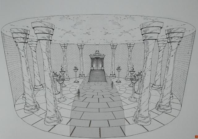 File:Floor 74 -Door to the Boss room b -Design Works Artbook.png