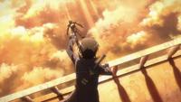 Keita committing suicide