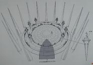 Floor 74 -Boss room -Design Works Artbook