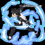 MD Rising Hero - Kirito