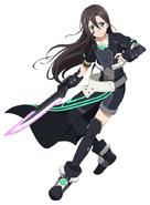 Code Register GGO Kirito Original Outfit