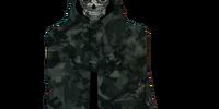 Metamaterial Optical Camouflage Mantle