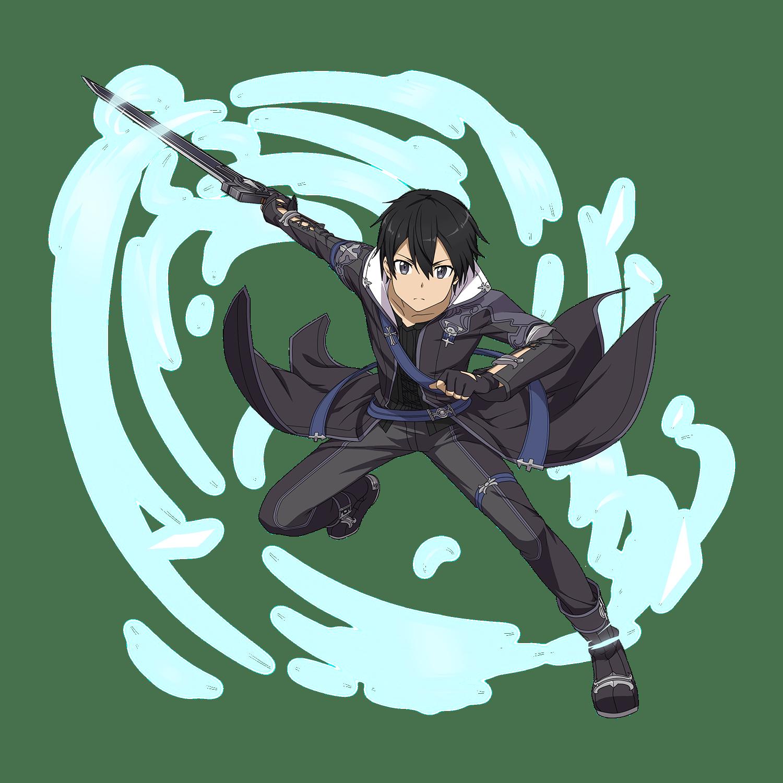 Image - MD The Real Black Swordman - Kirito.png