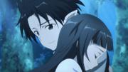 Yui and Kirito BD