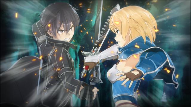 File:Kirito and Philia fighting.png